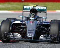 Rosberg stays ahead in final practice session