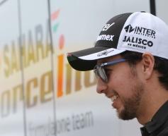 Perez: Force India achieved maximum in Spain