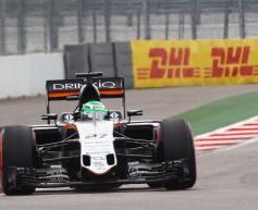 Force India set for 'comprehensive' upgrade