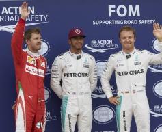 Hamilton beats Rosberg to Canada pole