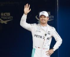 Rosberg wary of Hamilton despite Q3 off