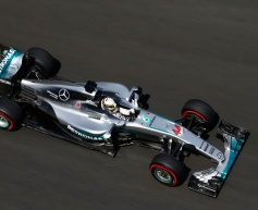 Hamilton rues 'de-rating' problem during race