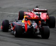 Ricciardo: Traffic scuppered race prospects