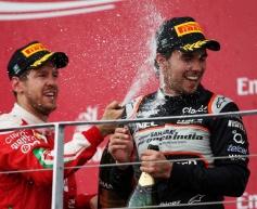 Perez: Vettel scrap possible without penalty