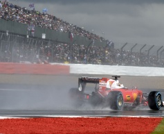 Vettel: 'No need to panic' after Silverstone slump