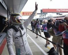 Hamilton elated with 'cautious' pole position