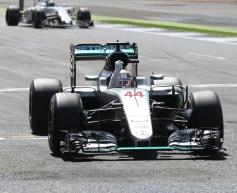 Hamilton elated with fourth British GP triumph