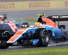 Manor reflects on 'sobering' double DNF
