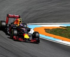 Verstappen: Red Bull 'not too far off' Mercedes