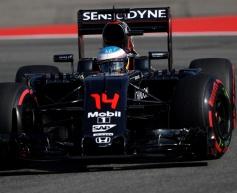 McLaren pair eye points from mid-grid