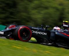 Button revels in 'mega' qualifying result