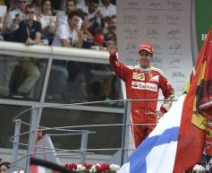 Vettel pleased with Monza podium