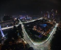 2016 Singapore Grand PrixView