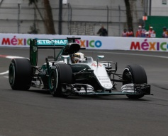 Hamilton on pole as Rosberg pips Red Bulls