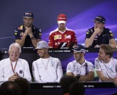 2016 Brazilian GP - Thursday Press Conference