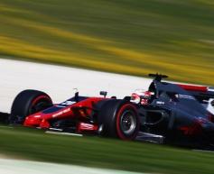 Haas hopes for a better season