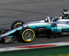 Mercedes wrap up pre-season testing