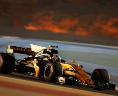 Palmer enjoys first top 10 qualifying result