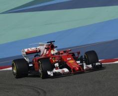 Vettel wins his third Bahrain GP