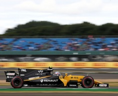 Renault scores best qualifying since return