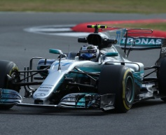 Bottas fastest in both Friday sessions
