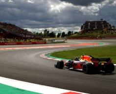 Verstappen breaks misfortune with podium