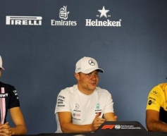 2018 Hungarian GP - Thursday Press Conference