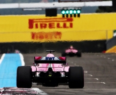 Racing Point Force India accepted as new F1 entry
