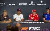2018 Singapore GP - Thursday Press Conference